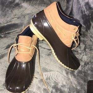 Tommy Hilfiger winter ankle boots